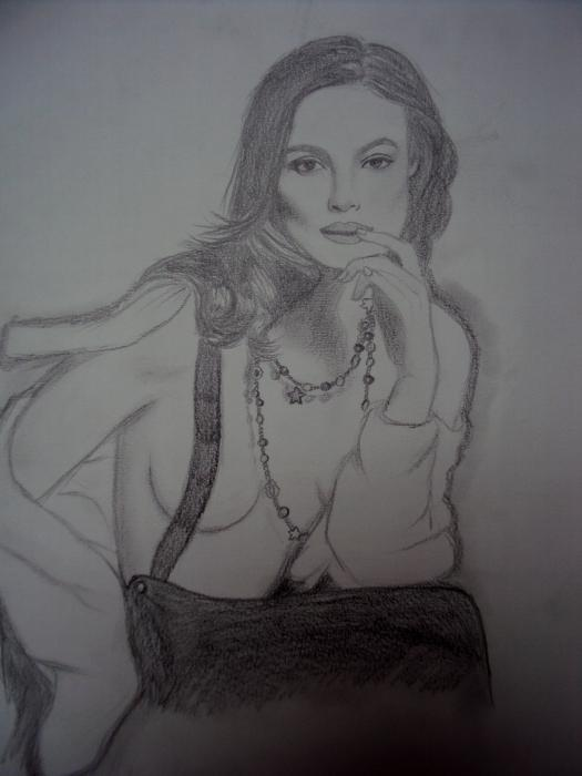 Keira Knightley by ely1605